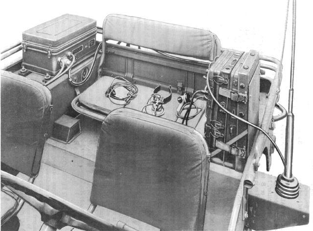 USA,Jeep, willys, ford, Radio WW2, radio US, pile BA38 Us ...